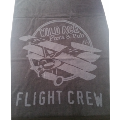 Wild Ace Beach Towel