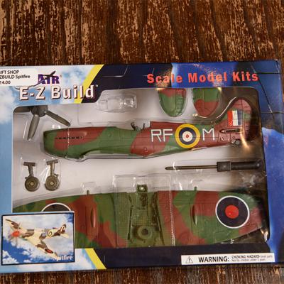 EZ Build Spitfire.