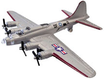 in-air b-17