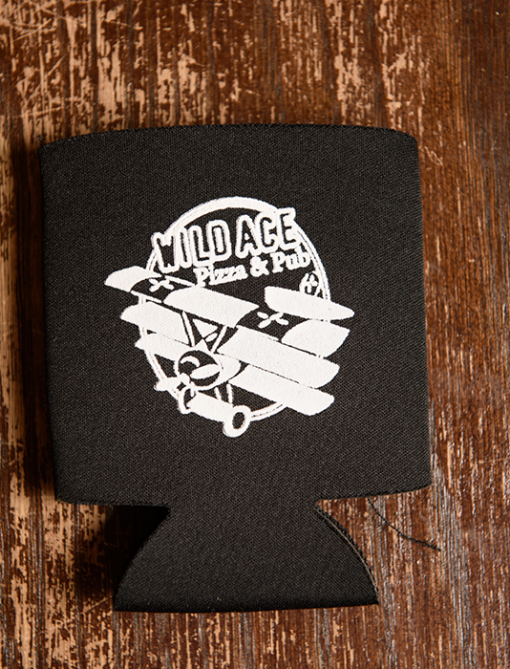 Wild Ace Can Koozie